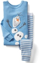 Gap babyGap | Disney Baby Olaf sleep set
