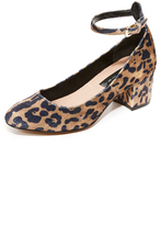 Steven Vassie Block Heel Pumps