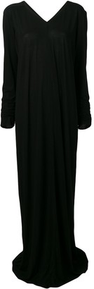Rick Owens Knitted Maxi Dress
