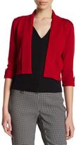Premise Studio 3/4 Length Sleeve Shawl Cardigan (Petite)