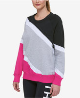 Tommy Hilfiger Colorblocked Pullover Sweatshirt, a Macy's Exclusive Style