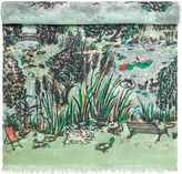 Cath Kidston London Park Woven Shawl