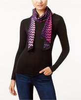 Echo Modern Tracks Long and Skinny Scarf