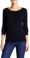 Inhabit Rolled Neck Dolman Cashmere Sweater