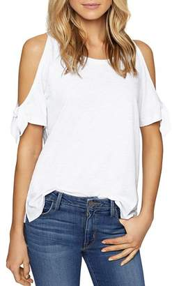Sanctuary Lou-Lou Cold-Shoulder Top