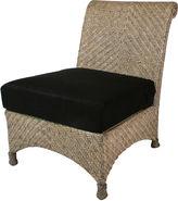 One Kings Lane Slipper Chair, White