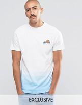 Ellesse T-Shirt In Dip Dye