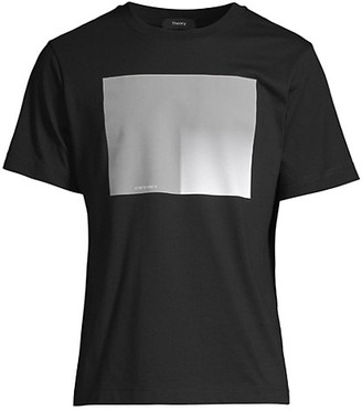 Theory Casey Blocked Gradient T-Shirt