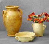 Pottery Barn Harvest Rustic Vase