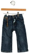 John Galliano Boys' Distressed Straight-Leg Jeans