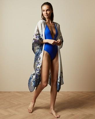 Ted Baker Masquerade Kimono Cover Up