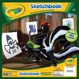 """Crayola Bulk Buy Sketchbook 9""""X9-40 Sheets/Pkg (6-Pack)"""