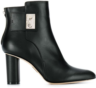 Rodo Push-Lock Ankle Boots