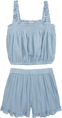 Tucker + Tate Stripe Tank & Shorts Set