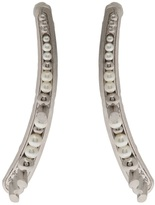Palladium Delphine-Charlotte Parmentier pearl earrings