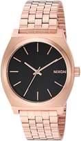 Nixon Men's 'Time Teller' Quartz Stainless Steel Casual Watch