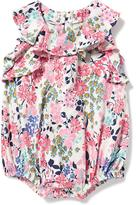 Old Navy Floral-Print Bubble Romper for Baby