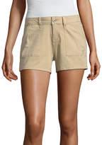 Arizona 4 1/2 Utility Midi Shorts-Juniors