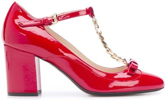 No.21 Chain Detail Pumps