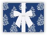 Wrapping Paper - Navy Mimi