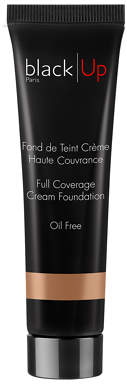 black'Up Full Coverage Cream Foundation 30ml HC01B (Golden Sand)