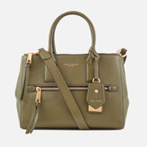 Marc Jacobs Women's Recruit East West Tote Bag Army Green