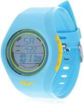 Everlast Women's EVWF015TQ Turquoise Rubber Watch