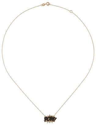 Diane Kordas Pow diamond necklace