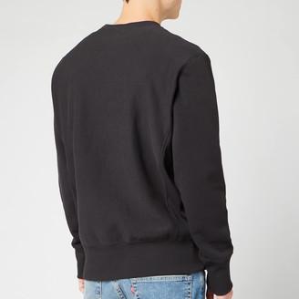 Champion Men's Small Script Sweatshirt