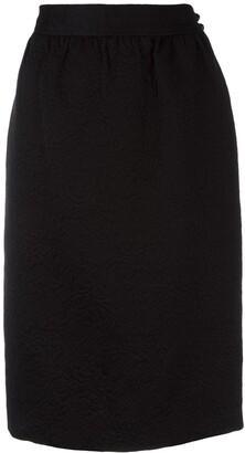 Emanuel Ungaro Pre-Owned Jacquard Skirt