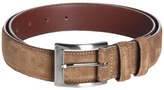 Torino Leather Co. Itailian Calf Suede Men's Belts