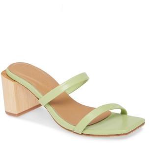 James Smith Sirenuse Slide Sandal
