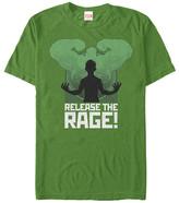 Fifth Sun Men's Tee Shirts KELLY - The Incredible Hulk 'Release the Rage' Tee - Men
