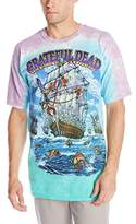 Liquid Blue Men's Grateful Dead Ship Of Fools T-Shirt