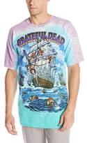 Liquid Blue Men's Grateful Dead Ship Of Fools T-Shirt