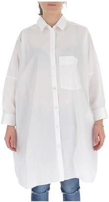 Jil Sander Oversized 3/4 Sleeve Shirt