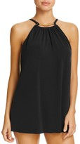 Magicsuit Parker Keyhole Neck Swim Dress