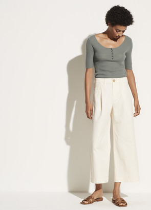 Vince Casual Cropped Pant