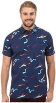 Tavik Porter Short Sleeve Woven Shirt