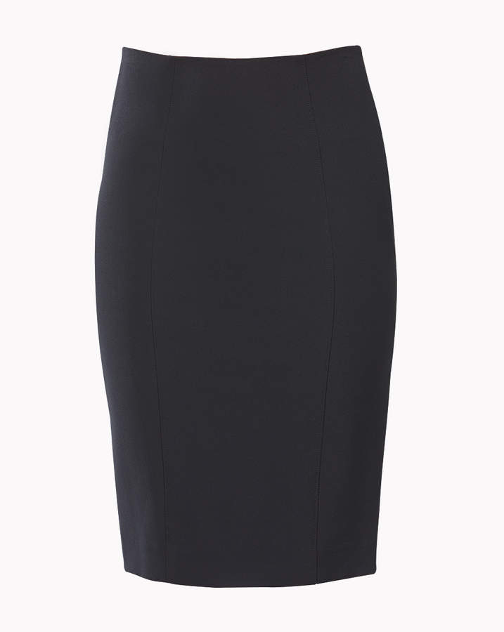 Veronica Beard Scuba Pencil Skirt