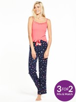 Very To The Moon And Back Cami Pyjama Set