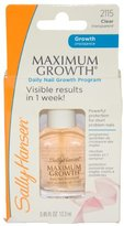 Sally Hansen Maximum Growth for short problem nails 13