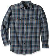 Pendleton Men's Long Sleeve Button Front Bridger Shirt