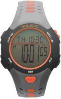 Soleus Men's Contender Digital 50-Lap Chronograph Watch
