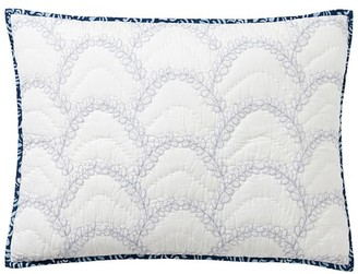 Pottery Barn Rebecca Atwood Blossom Patchwork Quilted Organic Cotton Shams