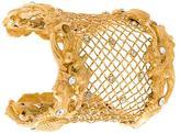 Occasion Chanel Vintage mesh cuff