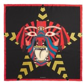 Givenchy Women's Imperial Rottweiler Square Scarf