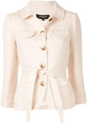 Paule Ka long sleeve fitted jacket
