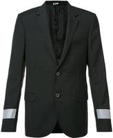 Lanvin trim blazer jacket