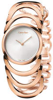 Calvin Klein Rose Gold Watch